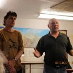 Jerry Cimino & Madgalene 100 TPC Beat Museum 092411