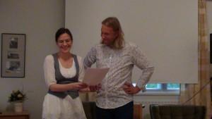 Markko ja Miia, poetic duo